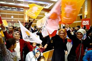 Turkey's AK party supporters celebrate surprise win | | Al ...