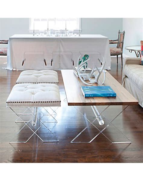 clear acrylic dining table astonishing lucite coffee table acrylic coffee table