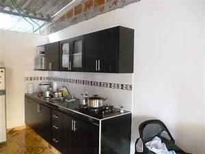 Cocinas, Integrales, Modernas, Para, Casas, Pequeu00f1as, Color, Chocolate, Buscar, Con, Google, Wajid