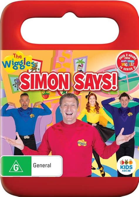 Simon Says! | Wigglepedia | Fandom