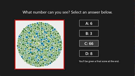 Scary Prank (colour Blindness Test) Youtube