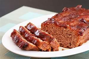 Simple Glazed Ham Loaf Recipe