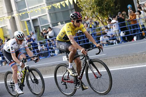 Team ineos rider egan bernal has won the tour de france at the age of 22 while caleb ewan sprinted to victory in the final stage. Egan Bernal waiting to decide between Giro d'Italia and Tour de France in 2020 - Cycling Weekly