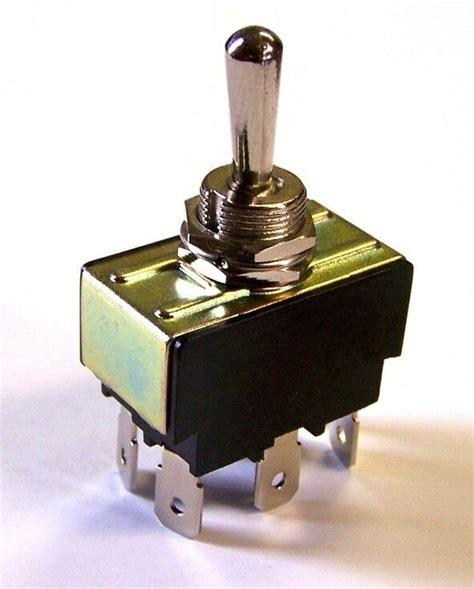 30 dpdt 3 position momentary on momentary on toggle switch ebay