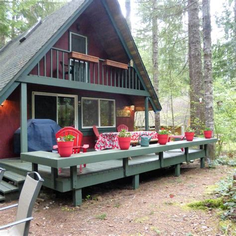 lake cushman cabins cabin at lake cushman vrbo