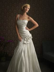 strapless ruffles floral formal unique designer wedding With wedding dresses that are different