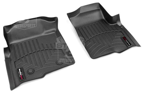 Weathertech Floor Mats F150 Supercrew by 2009 2014 F150 Supercrew Weathertech Front Rear Digital