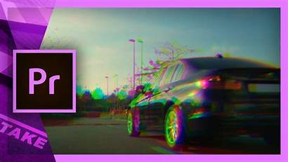 Glitch Effect Premiere Pro Distortion Cinecom Create