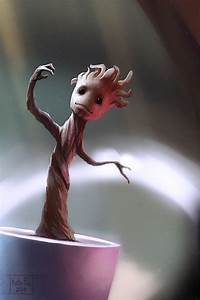 We are GROOT by Kate-FoX on DeviantArt