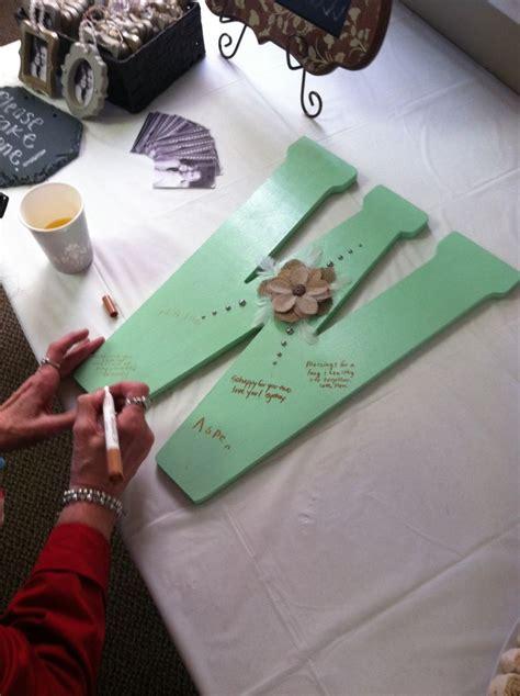 Bridal Shower Guest Book Ideas - bridal shower guest book