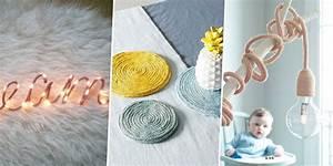 Création Avec Tissus : diy faciles tricotin marie claire ~ Nature-et-papiers.com Idées de Décoration
