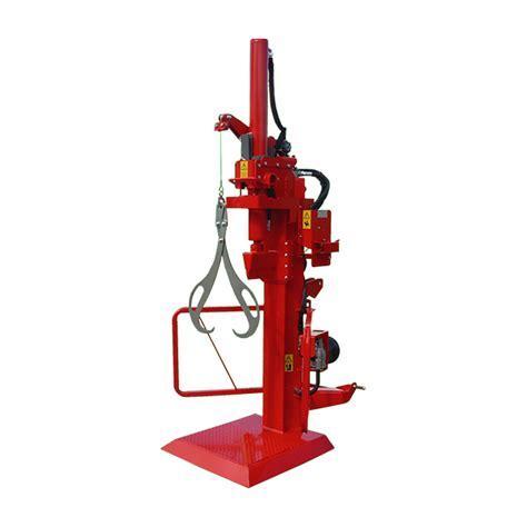 Fendeuse hydraulique 14T, LERIN CARTEL, entraînement pompe