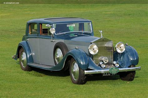 1935 Rolls Royce Phantom by 1935 Rolls Royce Phantom Ii Conceptcarz