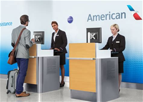 traveler help desk flights at the airport travel information american airlines