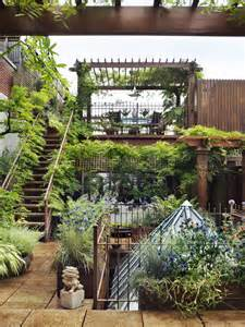 Beachfront House With Rooftop Garden By Original Vision by Check Out This Manhattan Roof Garden Roof Garden
