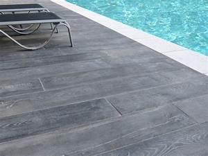 les 25 meilleures idees de la categorie margelle piscine With plage piscine sans margelle 6 terrasse piscine grise