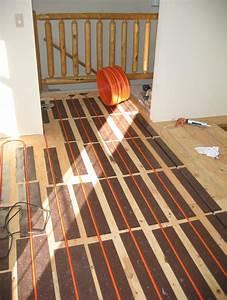 Solar House Heating System