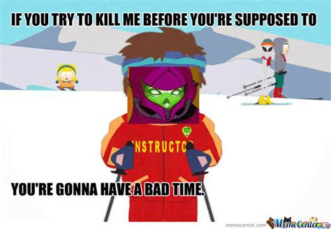 Metroid Memes - metroid fusion instructor by elfkaboom meme center