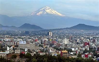 Mexico Population Landscape Cities Urban Area