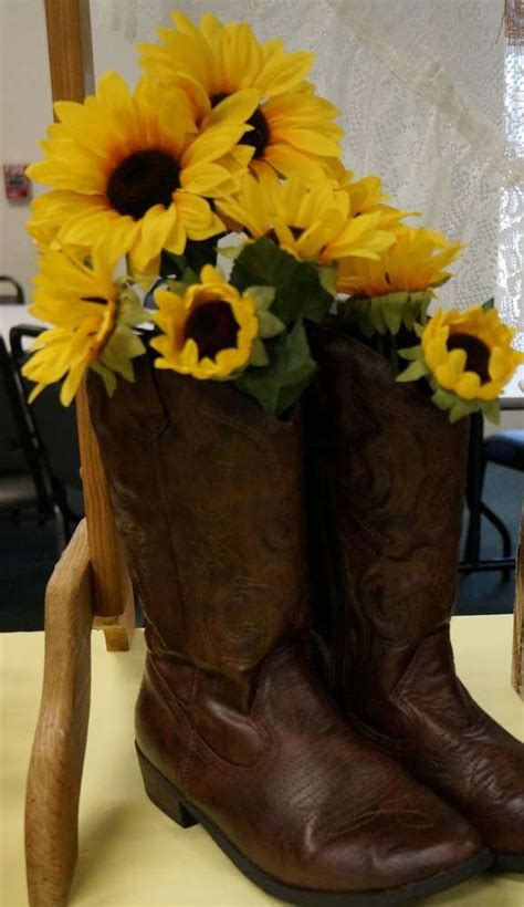 Counrty Sunflowers Bridal/Wedding Shower Party Ideas
