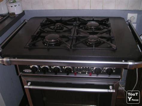 cuisines godin cuisinière godin mixte gaz electricité hotte 11