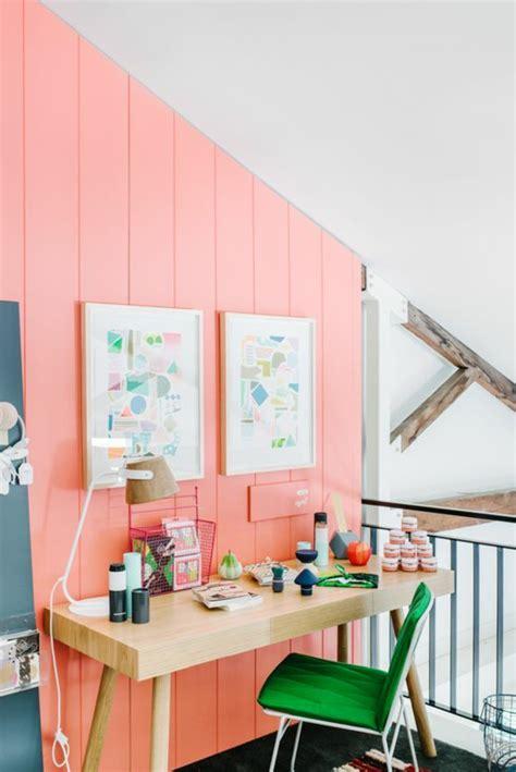 1001 idées de décoration avec la couleur corail les