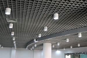 Baumaterial Aus Polen : hei er geb ude material aluminium rasterdecke f r ~ Michelbontemps.com Haus und Dekorationen