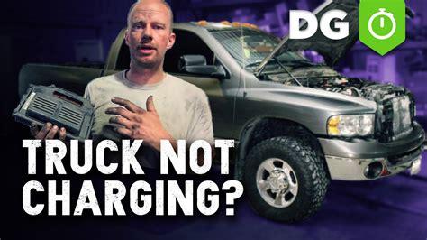stnd gen dodge truck  charging cheap ecu fix youtube