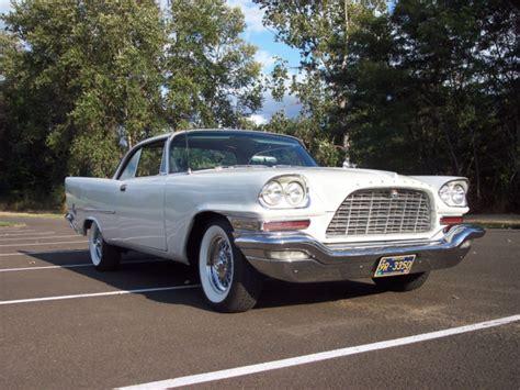 Chrysler 392 Hemi by 1958 Chrysler 300d 392 Hemi Classic Chrysler 300 Series