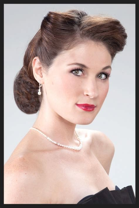 1940s Wedding Hairstyles by 269 Best Images About 1940s Wedding Ideas On
