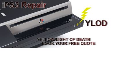 ps3 yellow light of ylod yellow light of fix the yellow light of