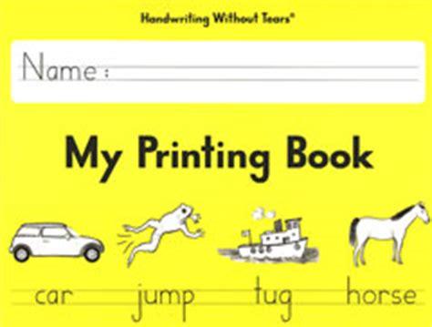handwriting program pre  adults learning printing