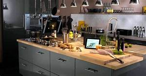 comment eclairer sa cuisine de facon simple efficace et With comment eclairer sa cuisine