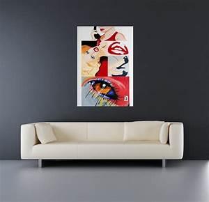 Tableau Contemporain Grand Format : tableau design contemporain grand format call me d coration design contemporain tableau ~ Teatrodelosmanantiales.com Idées de Décoration