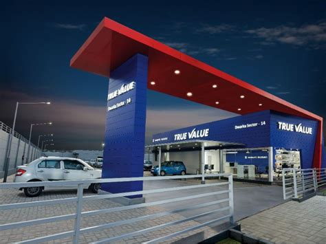 maruti suzuki  revamp  true   car business