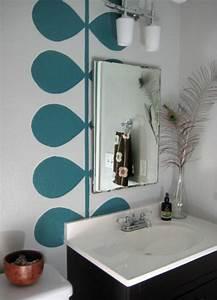 Alte Fliesen überdecken : paneele badezimmer streichen inspiration ~ Michelbontemps.com Haus und Dekorationen