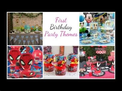 1st birthday party ideas for boys right start on a baby boy 1st birthday party ideas