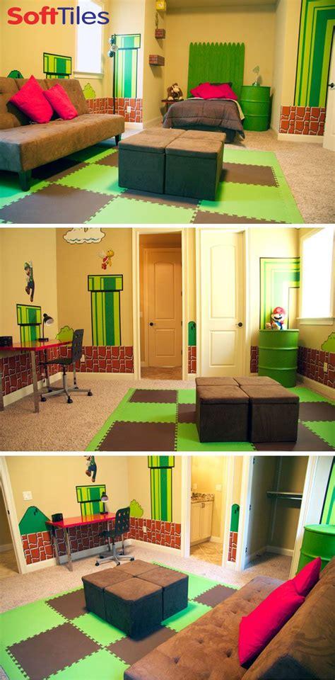 Best 25 Super Mario Room Ideas On Pinterest Mario Room