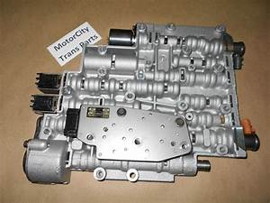 4l60e 4l65e Transmission Valve Body With Solenoids Epc