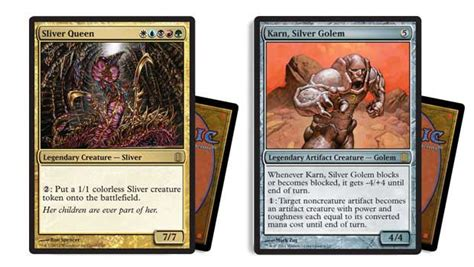 best sliver deck commander in command of commander s arsenal daily mtg magic the