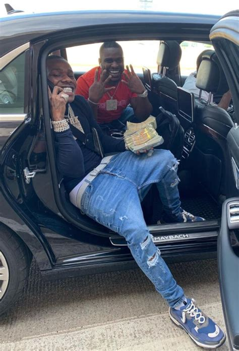 dababy  pittsburgh pa wearing lv leather triple ss