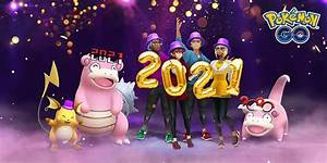 New Year 2021 event takes place in Pokémon GO from December 31 at 10 p.m. to January 4 at 10 p.m ...