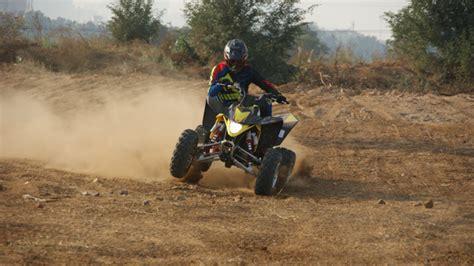 Official- Suzuki Launches Quad Bike Atvs In India