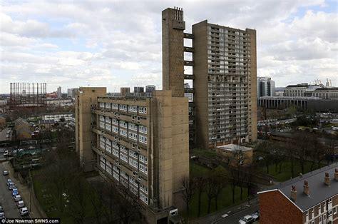 Joe Newman Photographs Londons Tower Blocks And Estates
