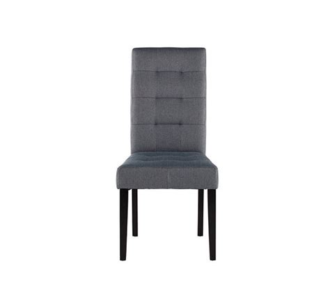 chaise grise but chaise tissu floria gris chaises but
