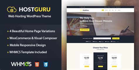 premium wordpress themes html templates