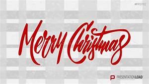 Merry Xmas Schriftzug : presentationload weihnachtsvorlagen merry christmas schriftzug ~ Buech-reservation.com Haus und Dekorationen