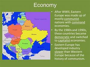 Economic & Political Characteristics of Europe - ppt video ...