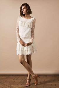 Robe De Mariee Courte : robes photo style and mariage on pinterest ~ Preciouscoupons.com Idées de Décoration