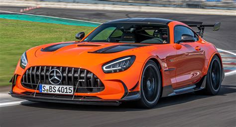 I never thought they would actually release a black series like this again. Mercedes-AMG GT Black Series Heading To Australia Capped At 28 Units And Costing AU$769,900 - NVQ